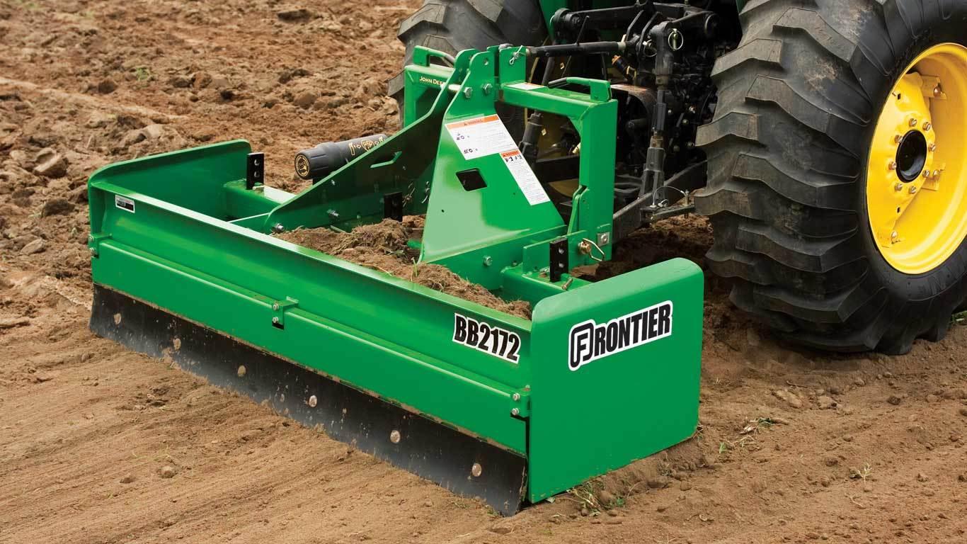 Cat 2 Blade : Landscaping equipment frontier bb box blades john