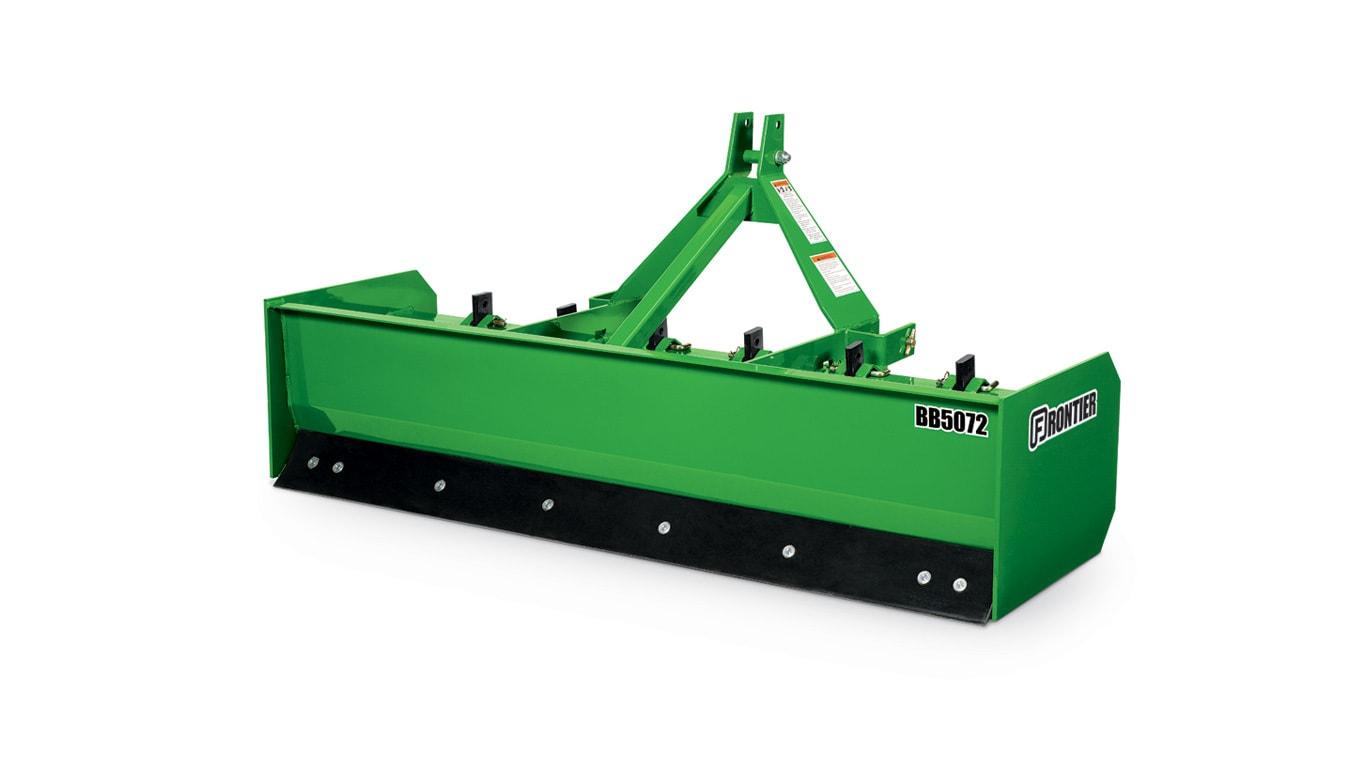 Landscaping Equipment | Frontier BB50 Box Blades | John Deere US