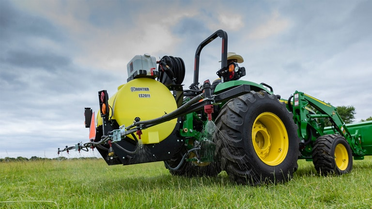 LS20 Series 3-Point Mounted Sprayers