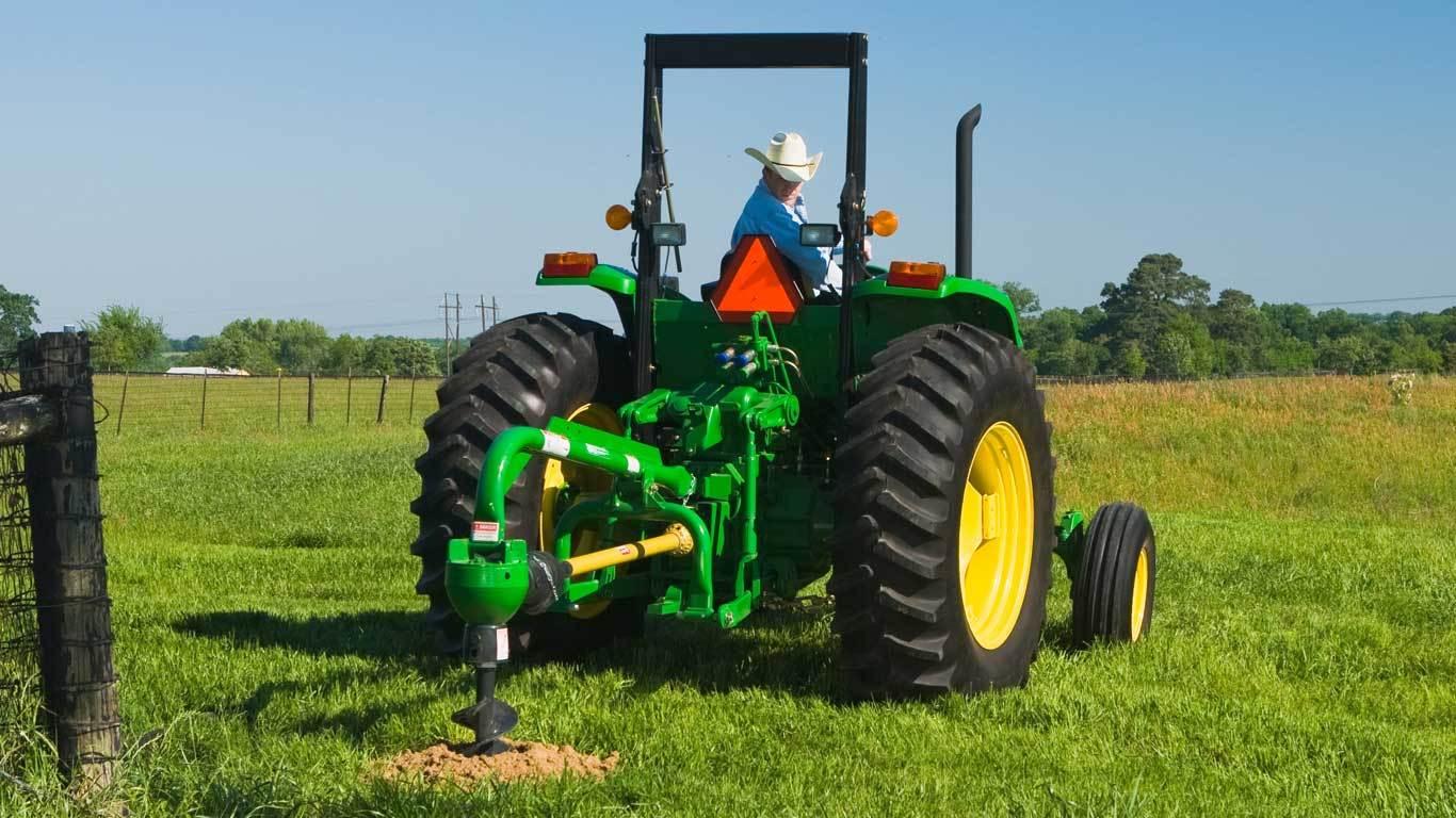 Landscaping Equipment | Frontier BB20 Box Blades | John Deere US