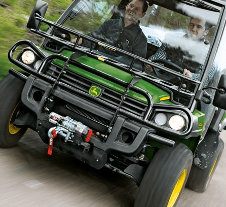 John Deere Gator Accessories >> Gator Utility Vehicle Attachments John Deere Us
