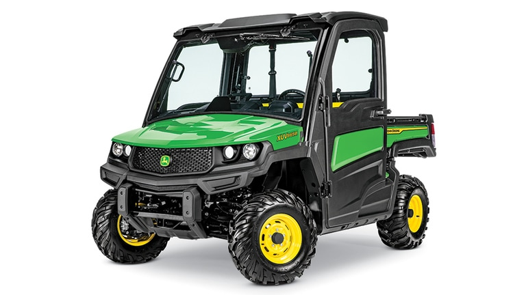 XUV865M Cab Crossover Utility Vehicle