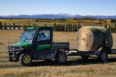 John Deere Side By Side >> Full Size Gator Xuv Crossover Utvs Side By Sides John
