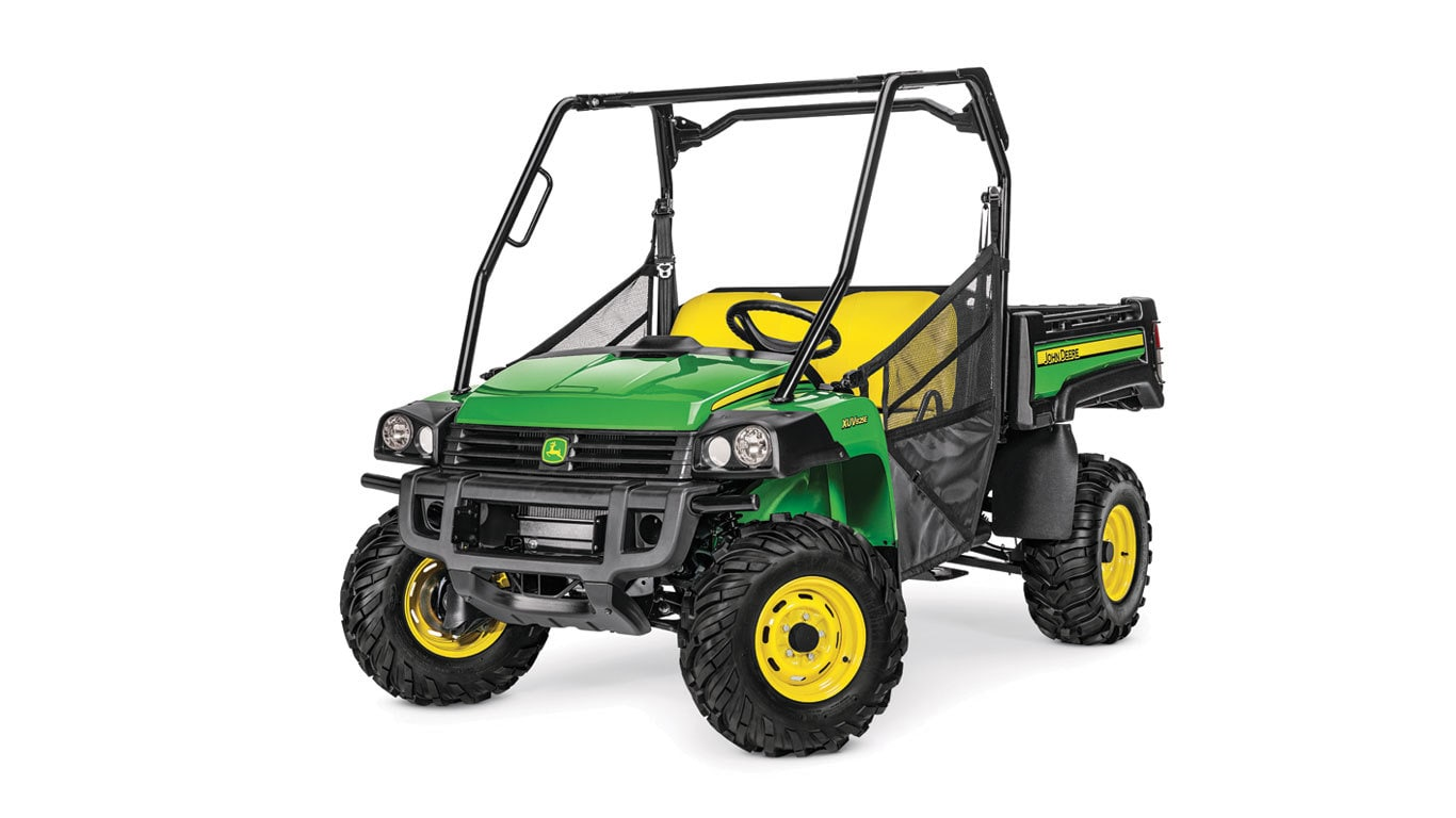 Studio image of XUV 825E Gator