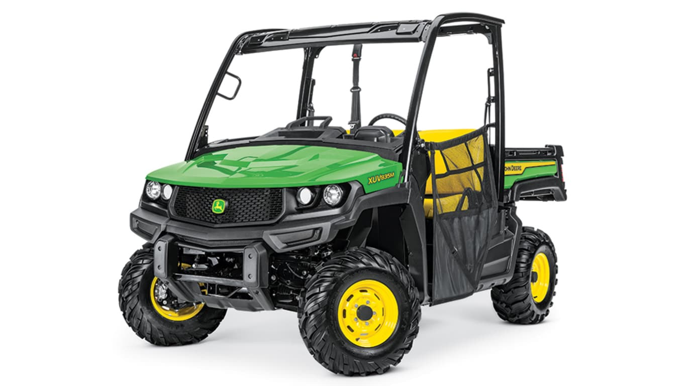 Studio image of XUV835M Gator UV