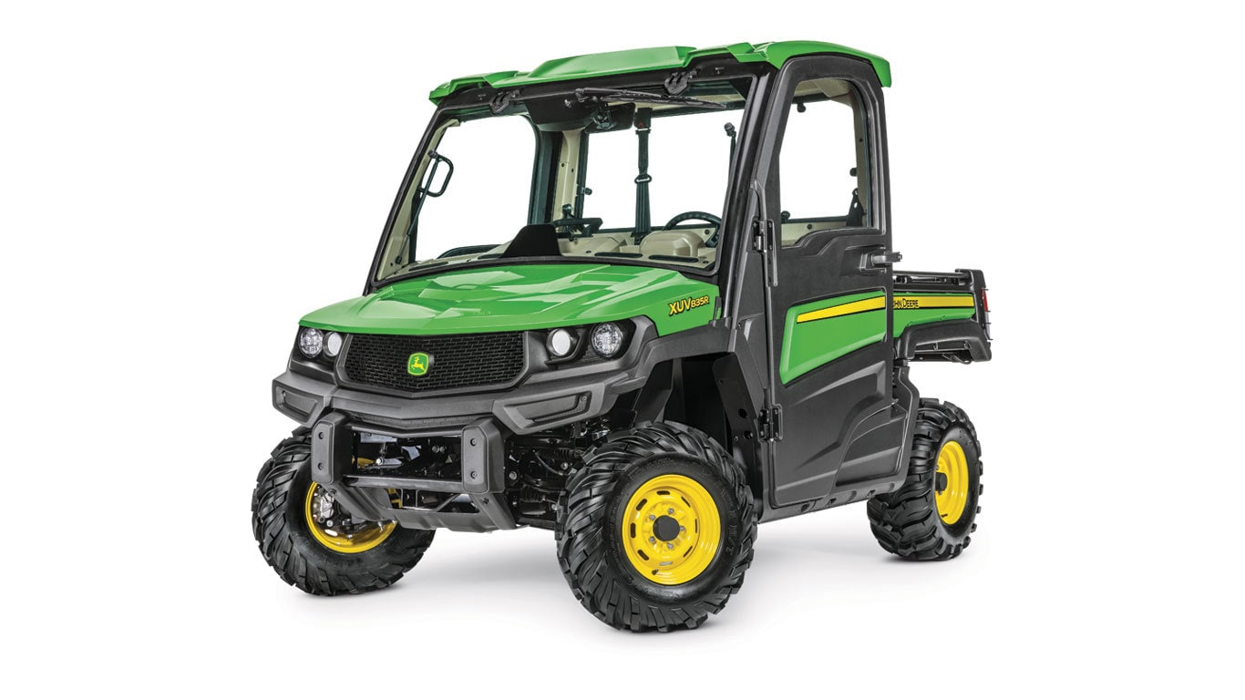 John Deere Gator Prices >> Xuv835r Utv Crossover Gator Utility Vehicles John Deere Us