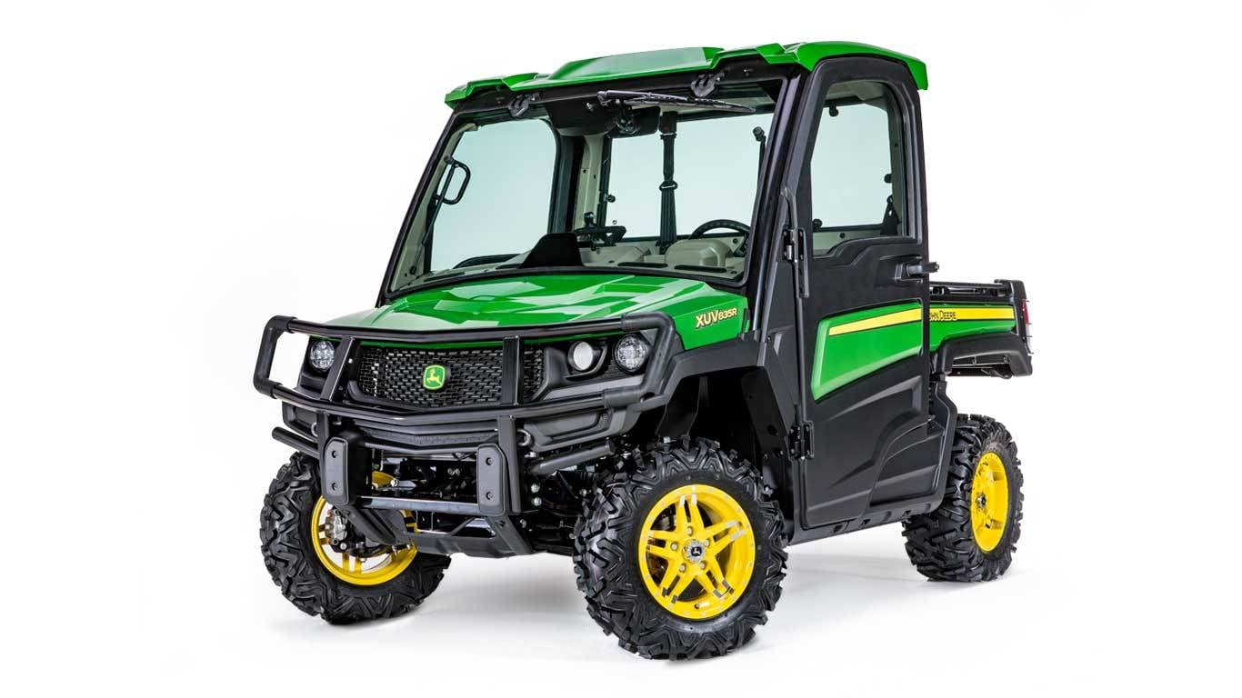 crossover gator utility vehicles xuv835r utility vehicle john deere us. Black Bedroom Furniture Sets. Home Design Ideas