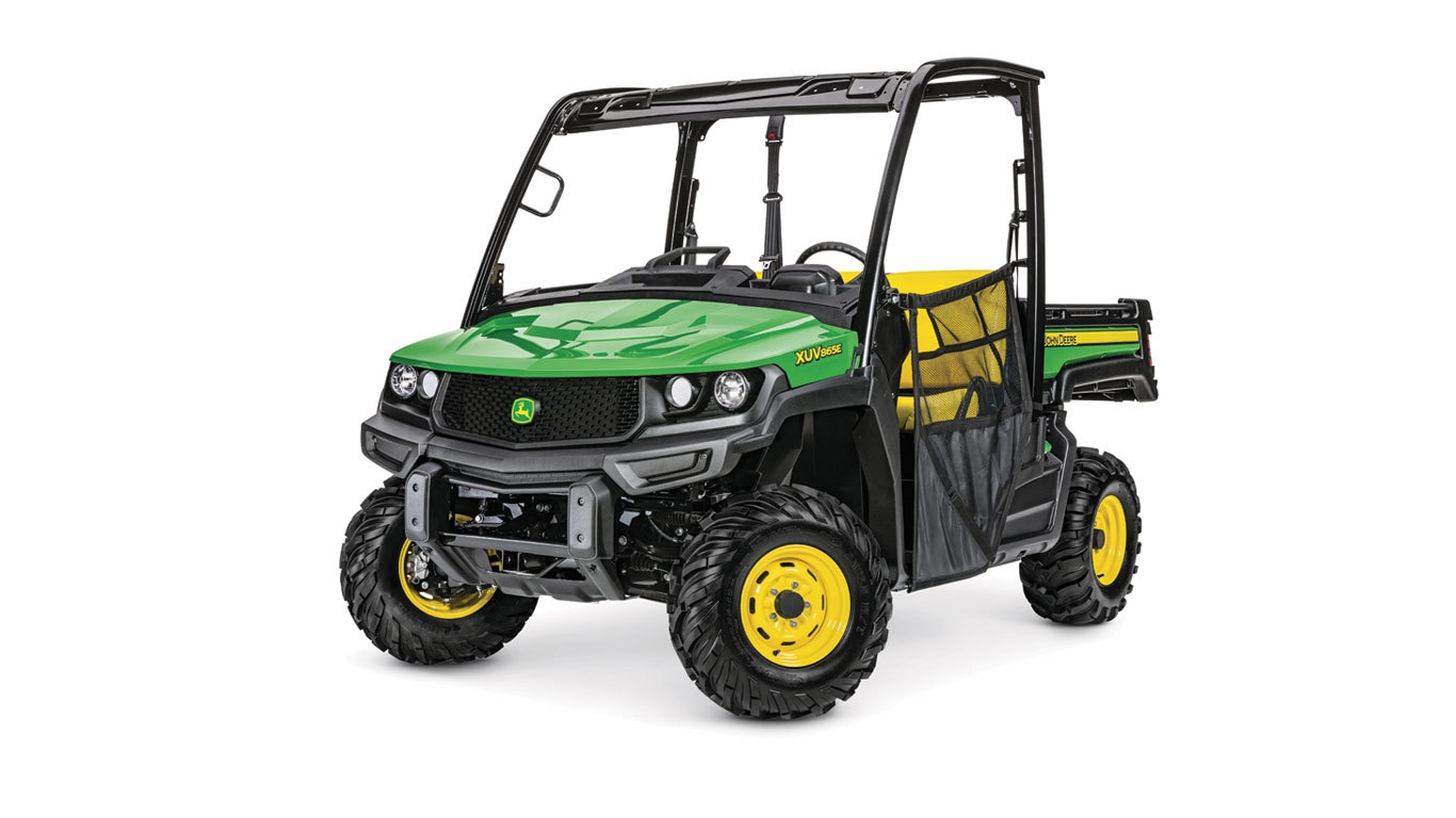 Studio image of XUV 865E Gator