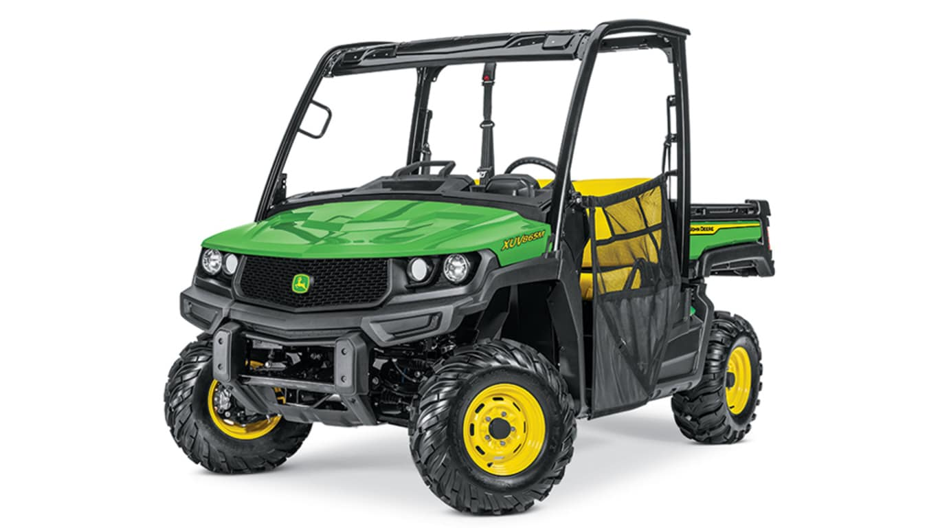 Studio image of XUV865M Gator UV