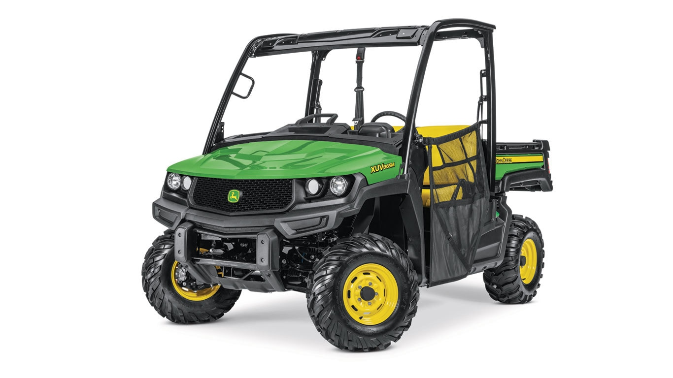 Crossover Gator Utility Vehicles Xuv865m Vehicle John Deere 855 Engine Diagram Studio Image Of Xuv 865m
