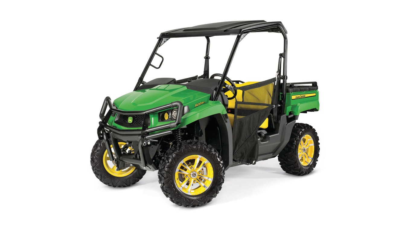 Mid-Size Gator™ Utility Vehicles