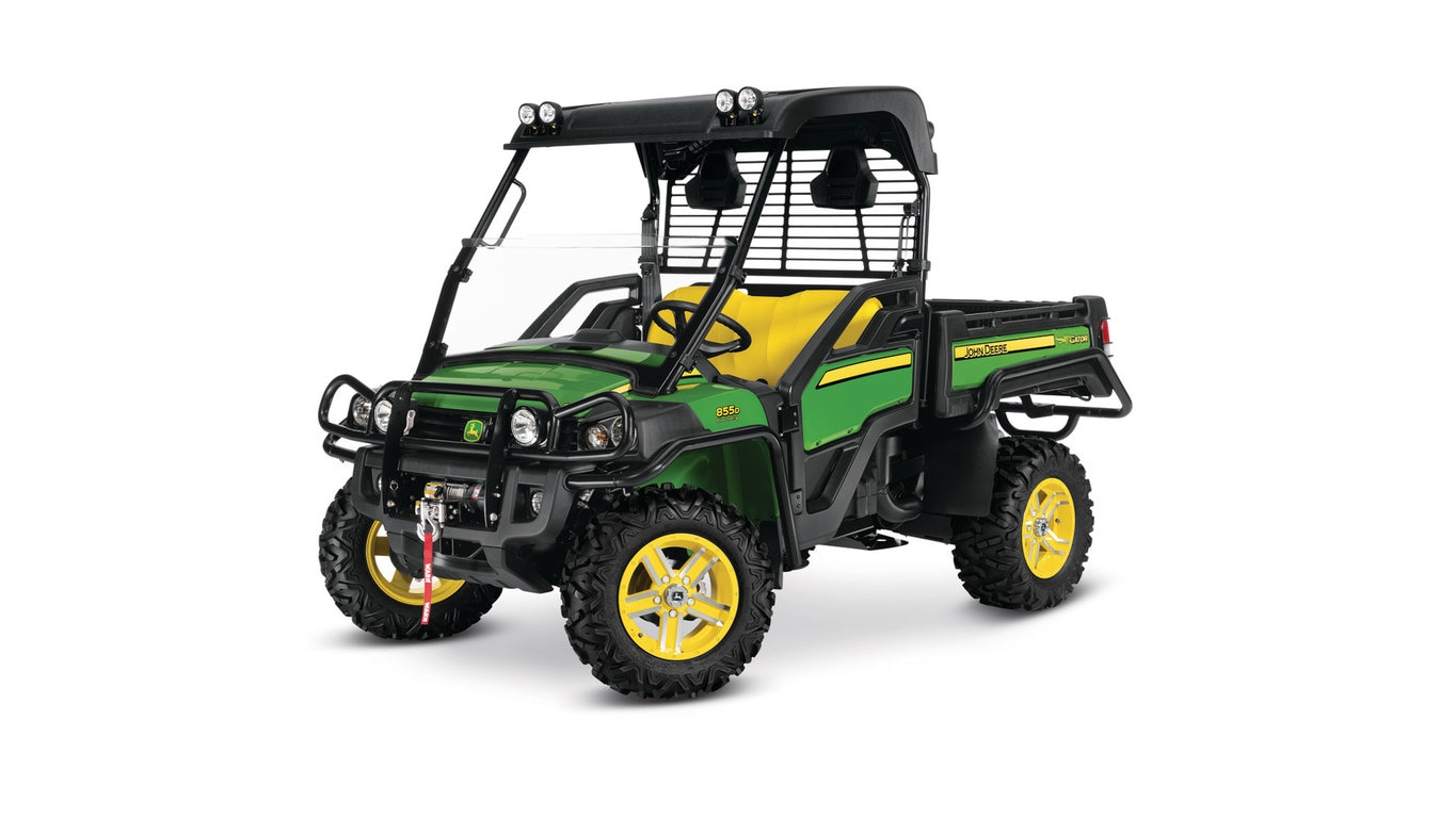 New John Deere Gator Utility Vehicles