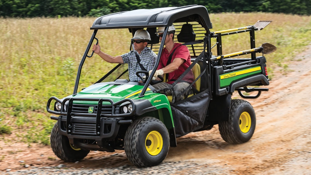 Work Series Gator™ UTVs