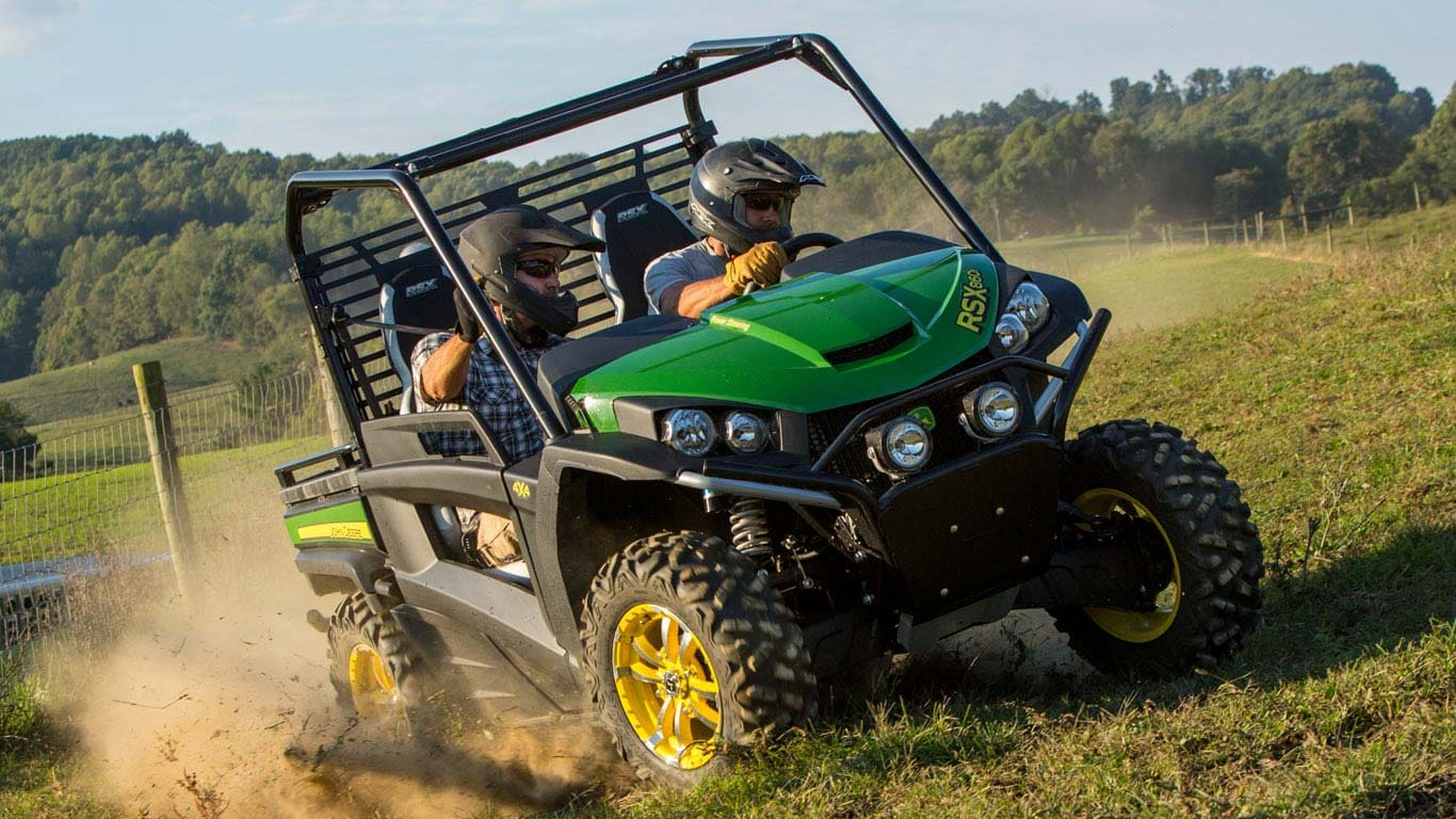 John Deere Gator >> Gator Rsx High Performance Utvs Side By Sides John Deere Us