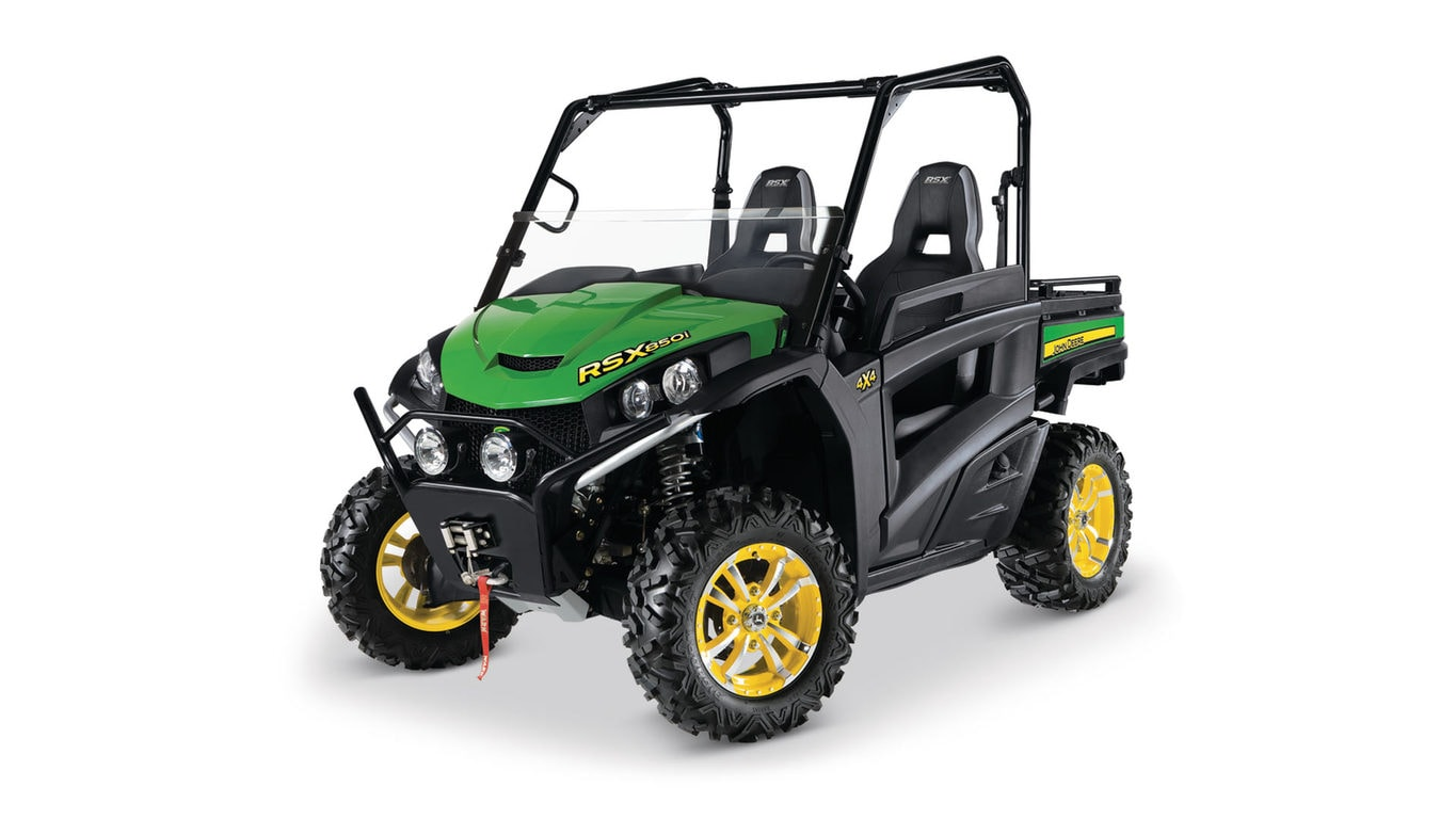 RSX Gator Utility Vehicle