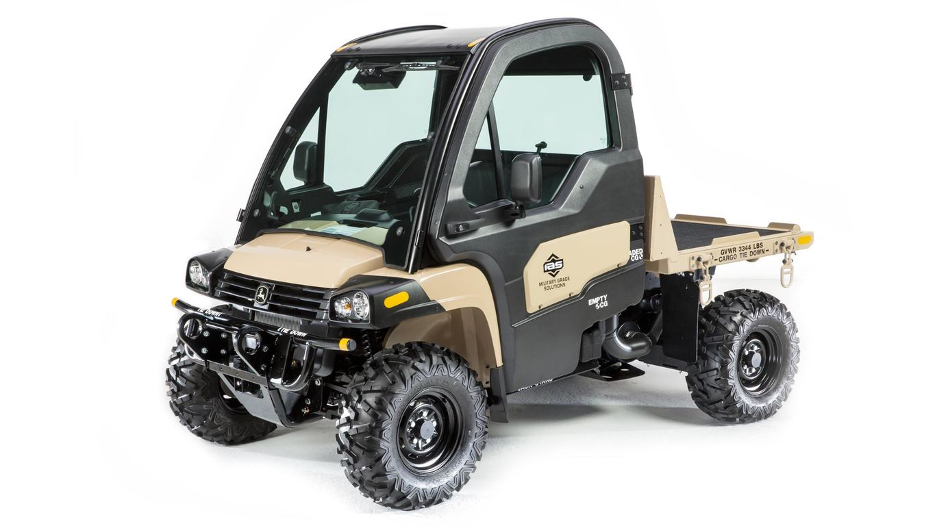 M-Gator™ A3-T | Military Utility Vehicles | John Deere US