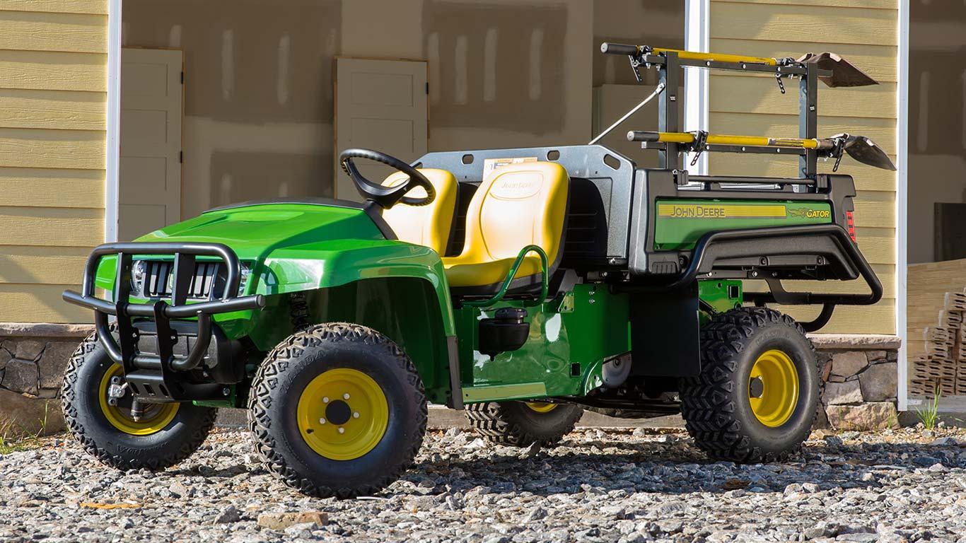 HPX & T-Series Utility Vehicles | Gator UVs | John Deere US
