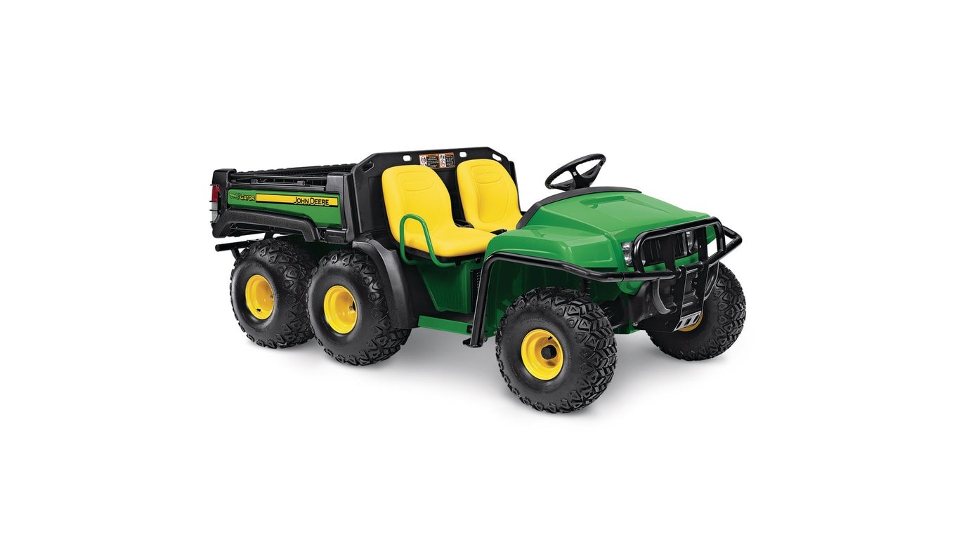 John Deere Gator Prices >> Traditional Gator Utility Vehicles Th 6x4 Gas John Deere Us
