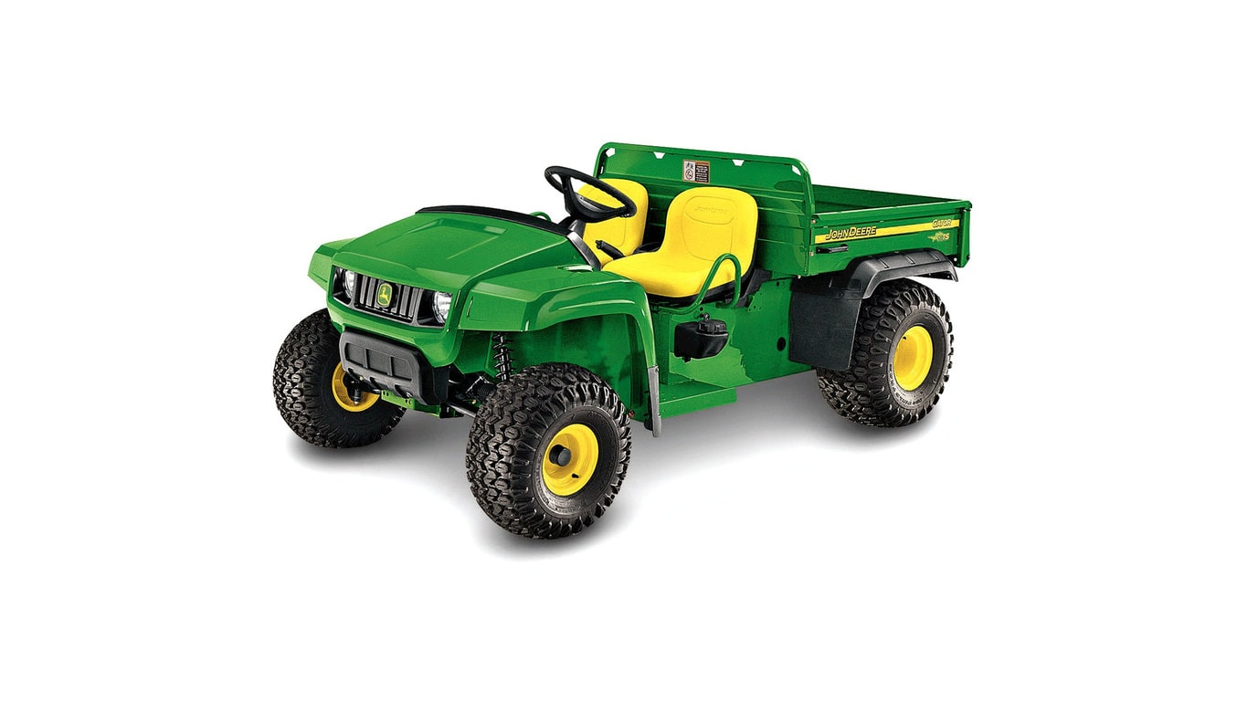 John Deere 100 Series >> Traditional Gator™ Utility Vehicles | TH 6x4 Diesel Utility Vehicle | John Deere US