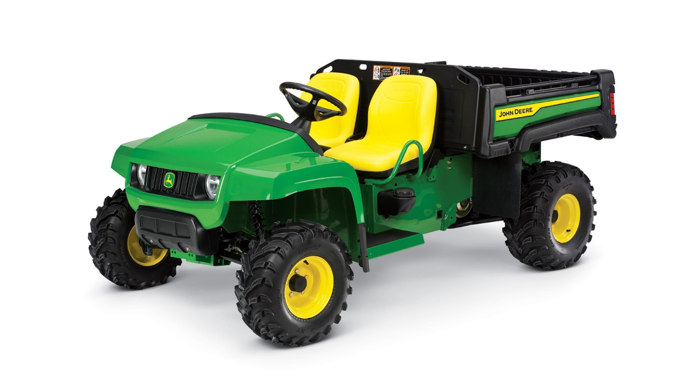 Studio image of Gator TX 4x2 Utility Vehicle