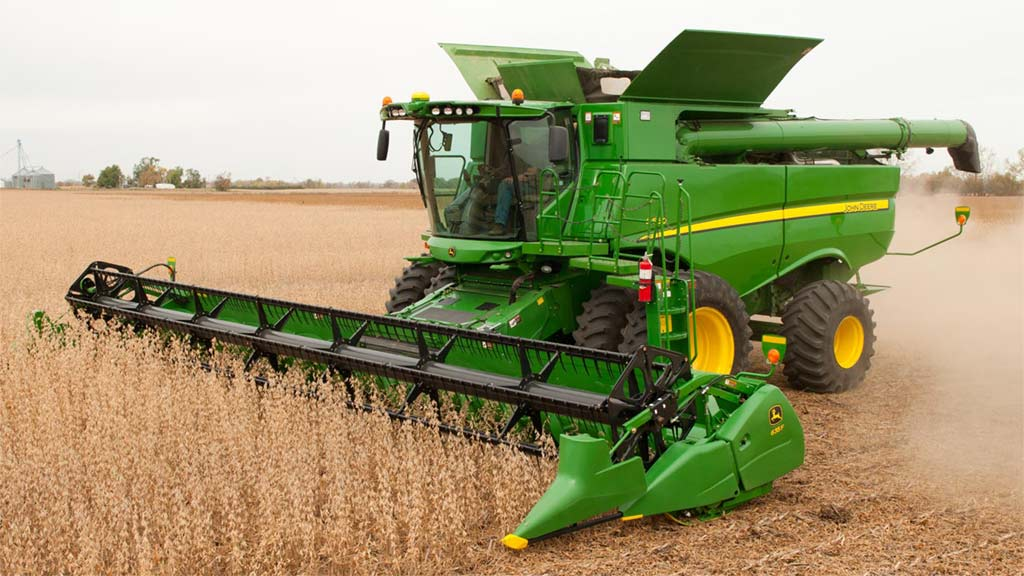 Harvesting Equipment | John Deere US