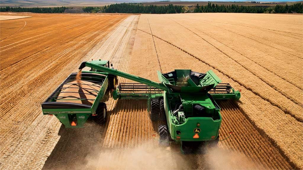 John Deere Combine >> Combine Harvesters S Series John Deere Us