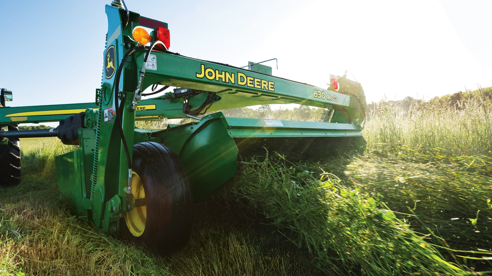 Hay And Forage Mowing Equipment Mower Conditioners