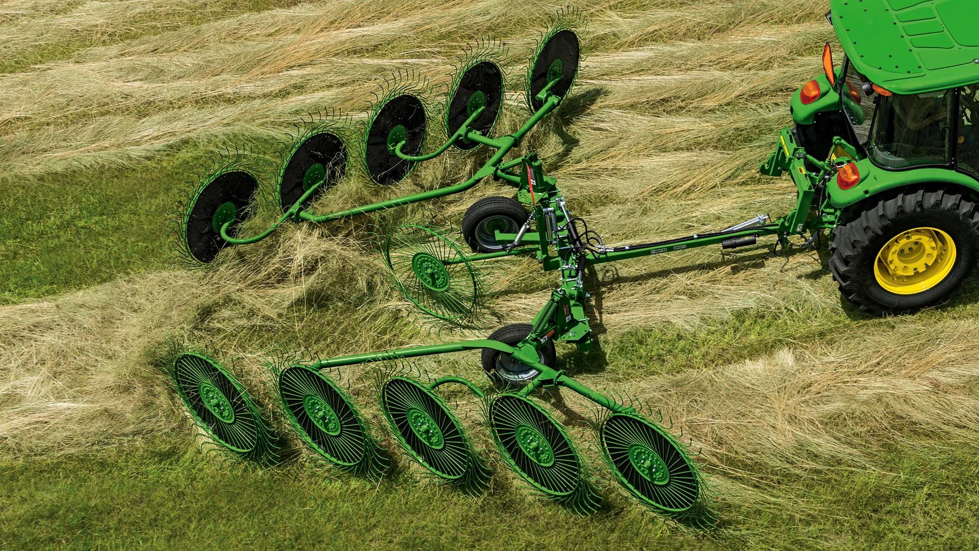 Hay Balers Forage Equipment John Deere Us