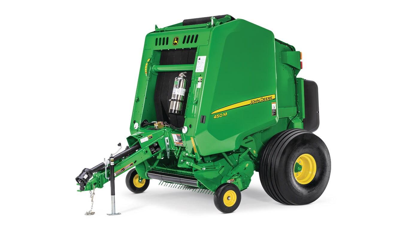 9 Series Round Balers 569 Baler John Deere Us 60 Tractor Wiring Diagram 450m