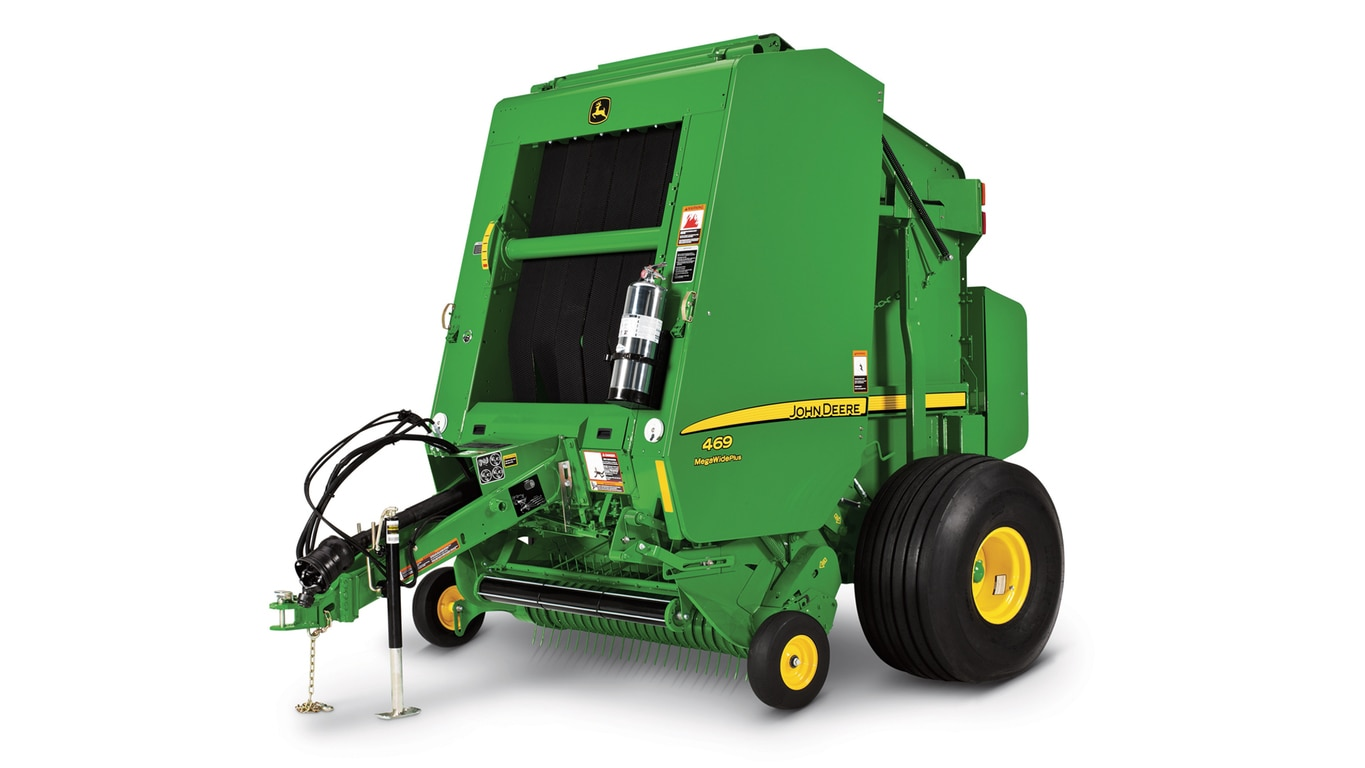 Studio image of 469 Round Baler