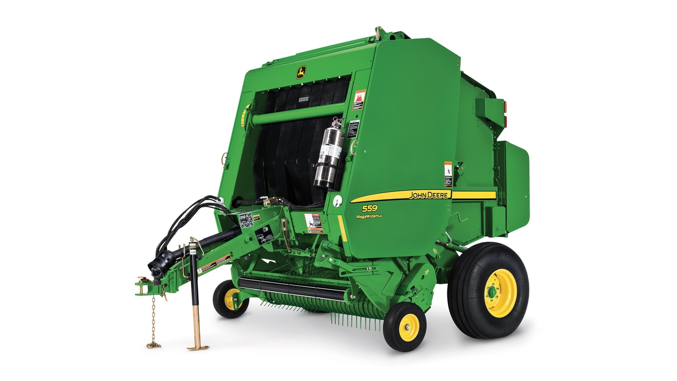 Studio image of 559 Round Baler