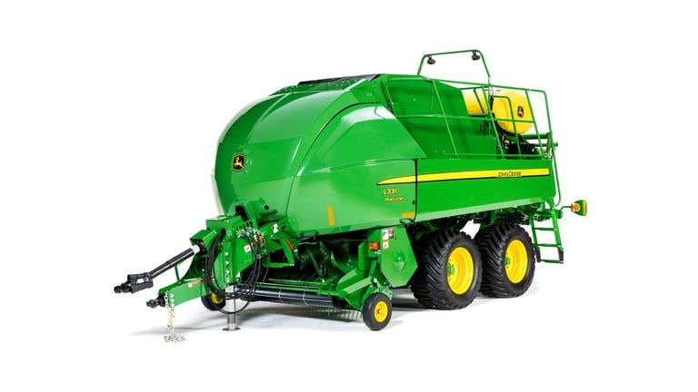 Save 8% on Large Square Balers†