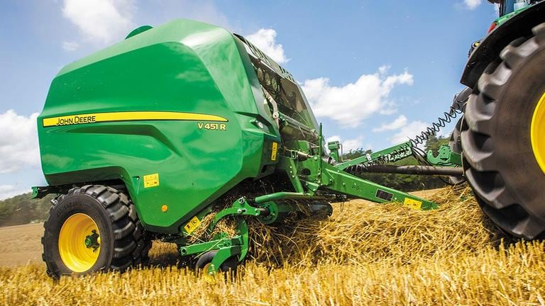Riechmann Bros - Hay and Forage Baling Equipment