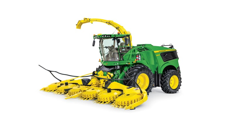 Save 8% on Self‑Propelled Forage Harvesters and Heads†