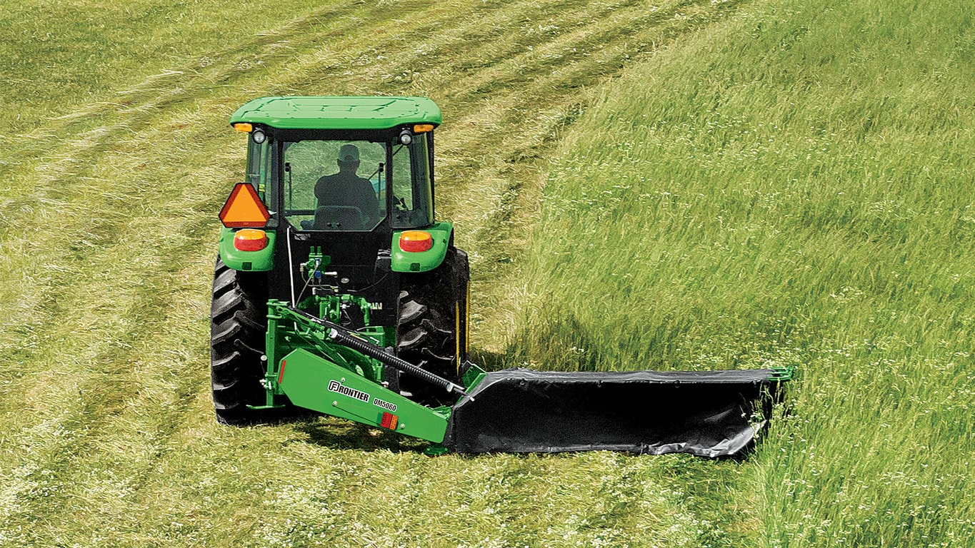 Hay & Forage | DM50 Disc Mower Caddy | John Deere US