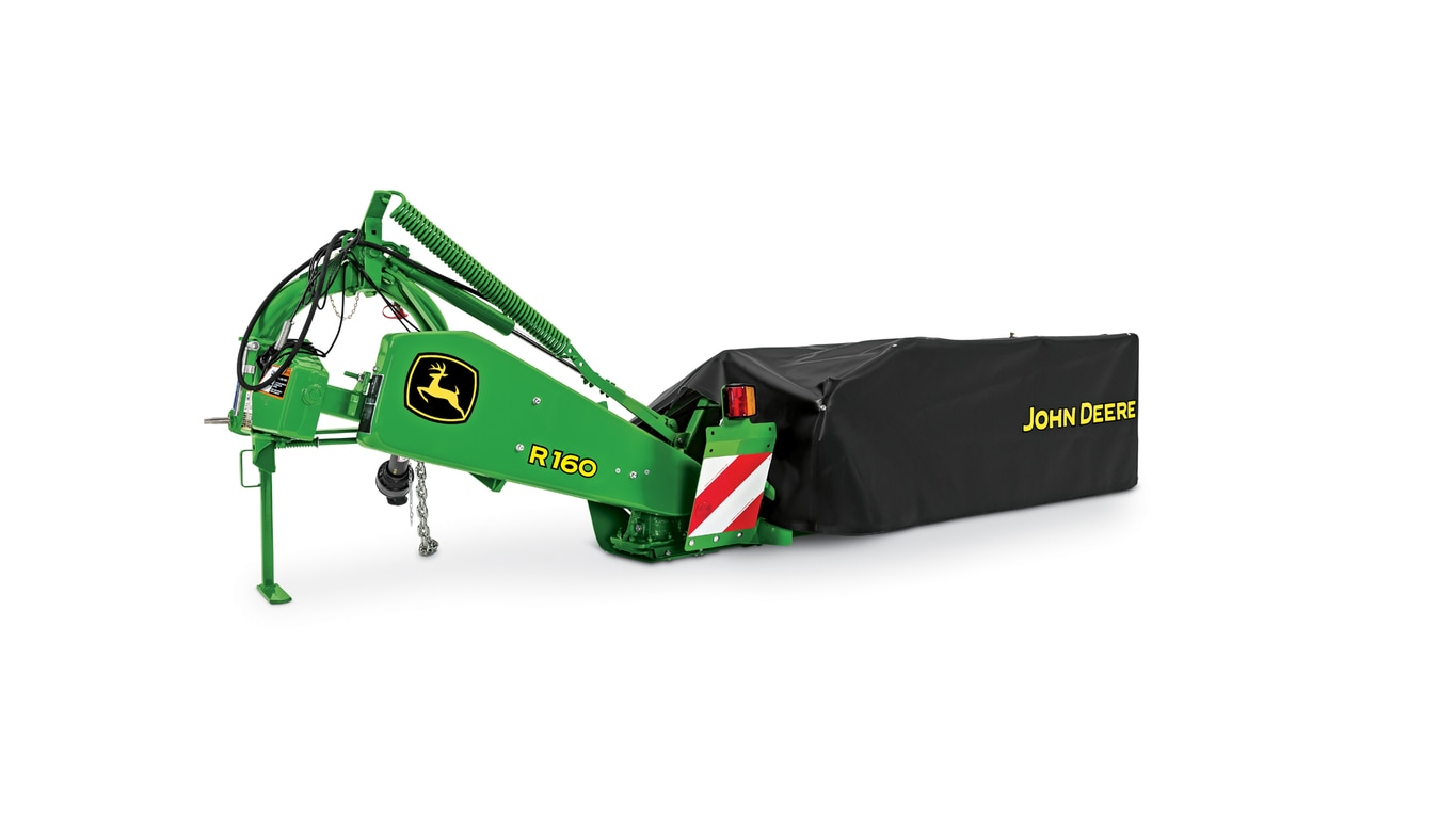 Studio image of R160 Disc Mower