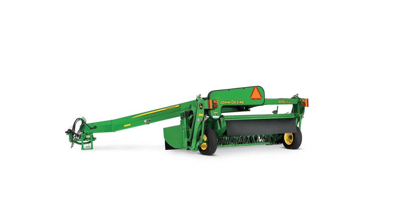 Studio image of 835 Mower-Conditioner