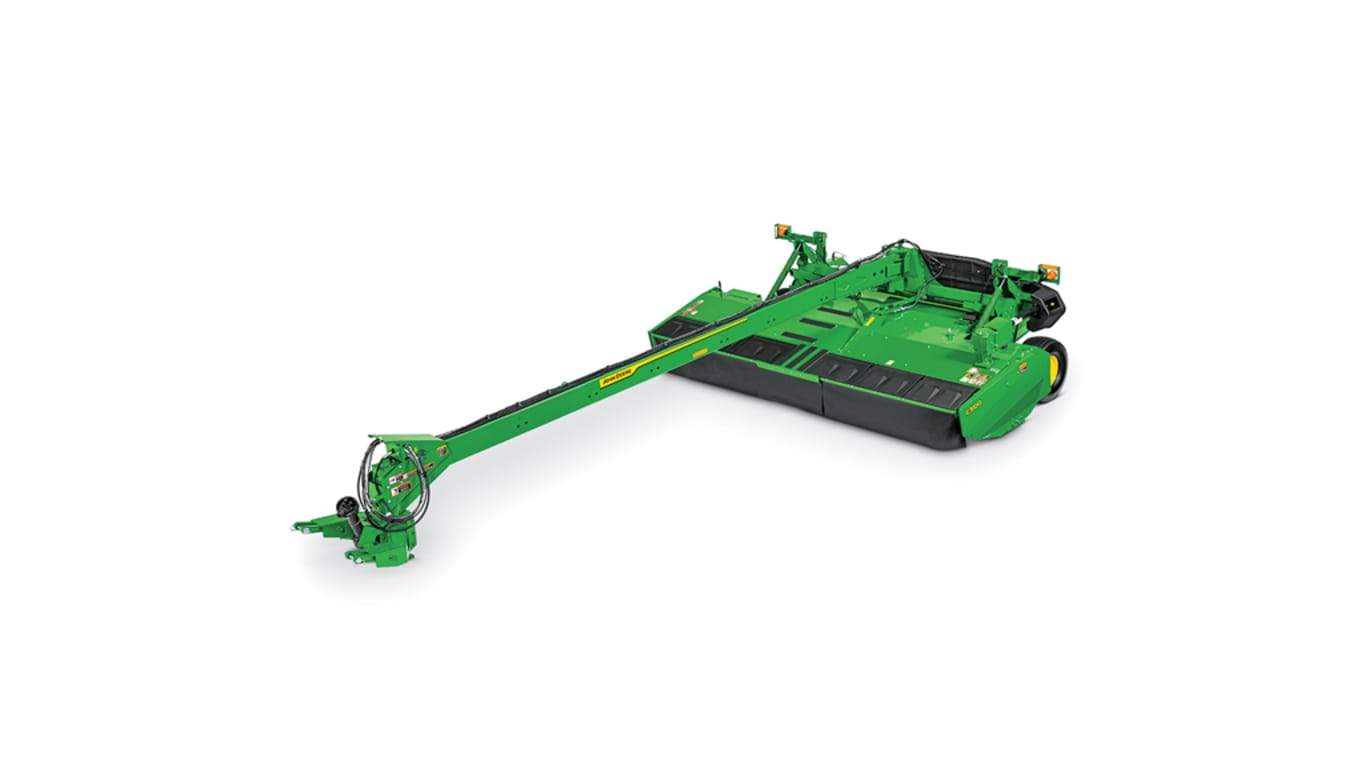 studio image of c500 mower conditioner