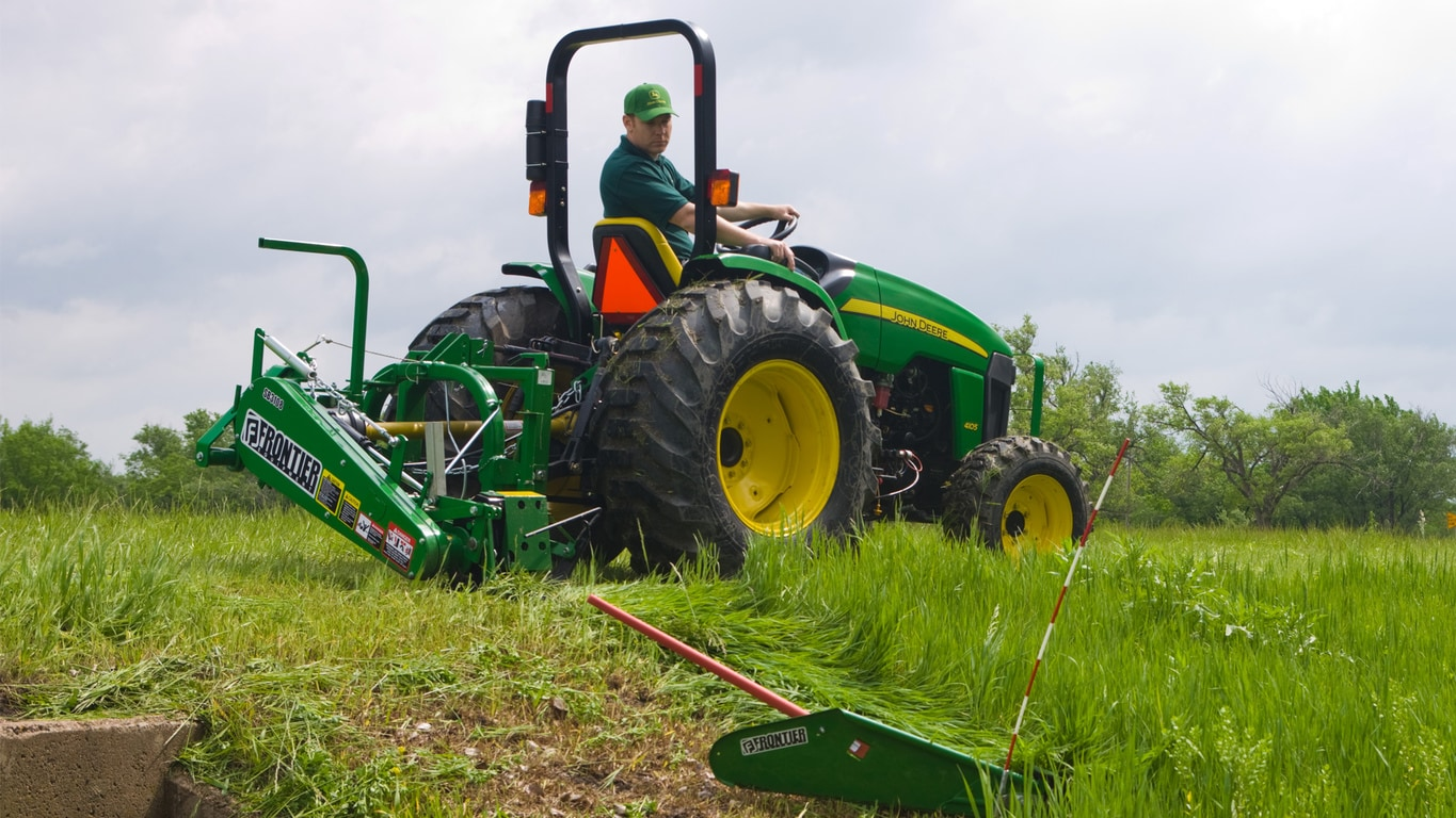 Hay & Forage | SB31 Sickle Bar Mower | John Deere US