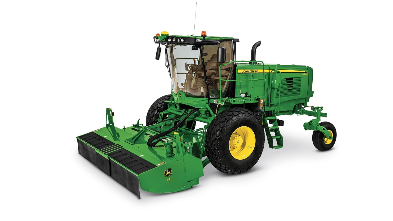 Studio image of W260 Windrower