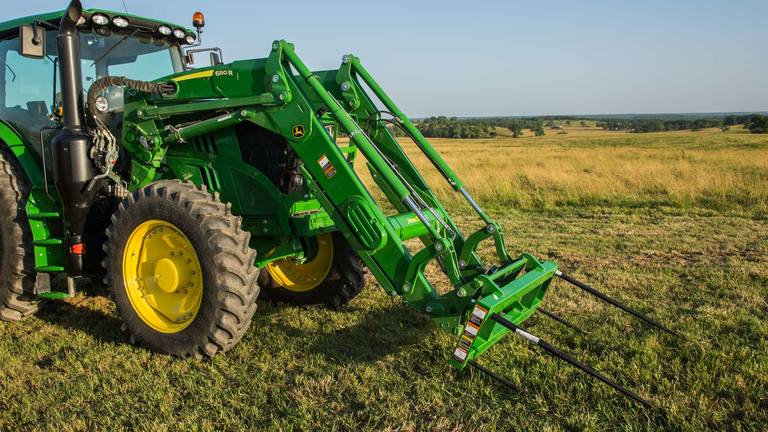 Front End Loaders Compatibility | Loaders | John Deere US