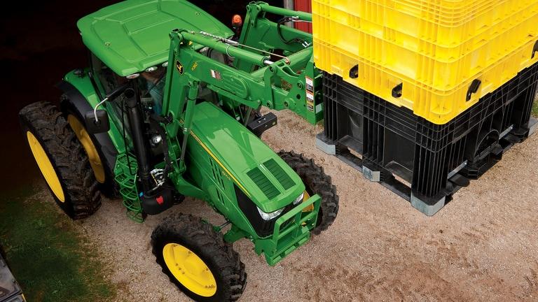 Green Line Equipment - H360 H360 Loader