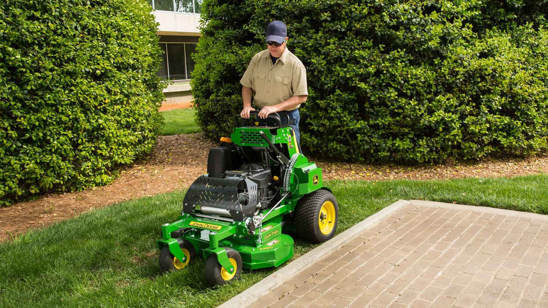 Sydenstrickers John Deere Commercial Mowing New John