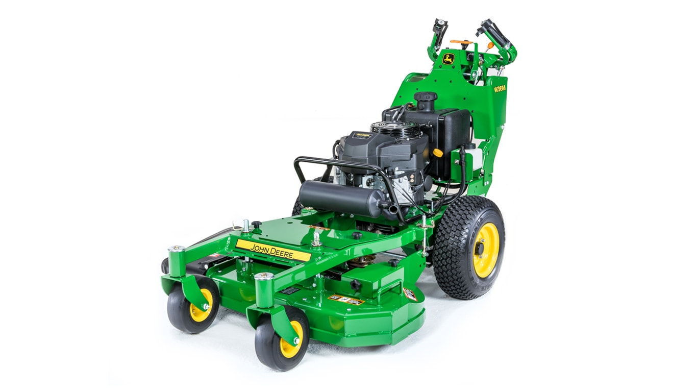 Studio image of W36M Walk-Behind Mower