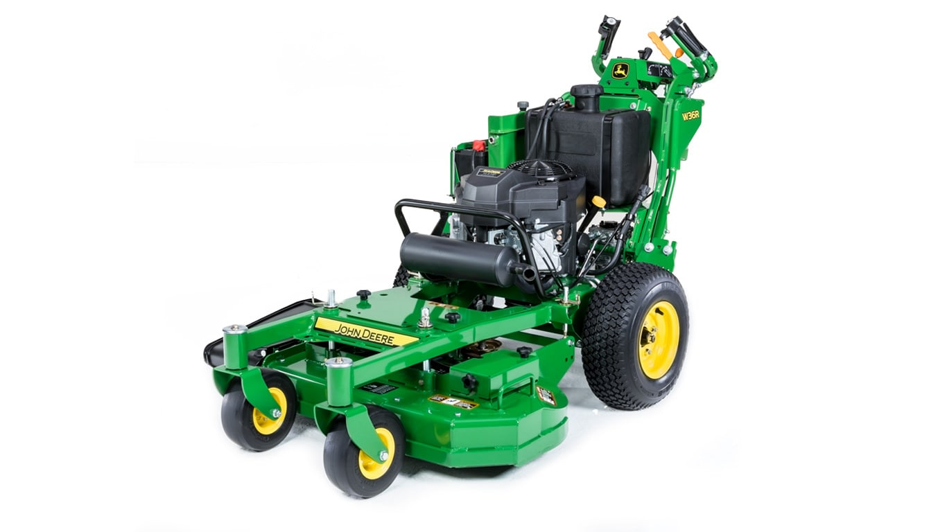 Studio image of W36R Walk-Behind Mower