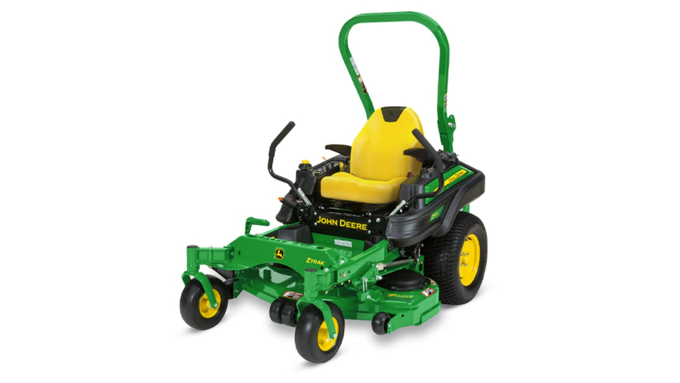 Studio image of Z915E Ztrak Commercial Mower