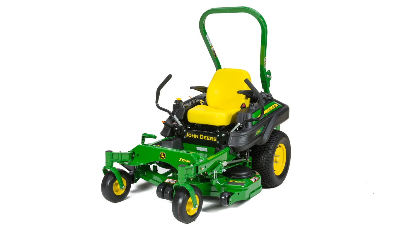 ZTrak™ Z915E | Commercial Zero-Turn Lawn Mowers | John Deere US