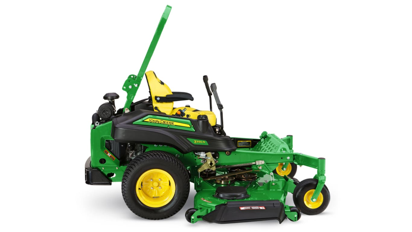 Studio image of Z930R Ztrak Zero-Turn Commercial Mower