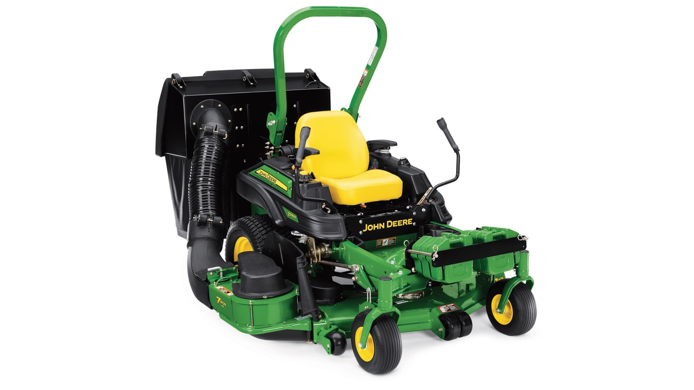 0% APR fixed rate for 48 Months³ on New John Deere Commercial ZTrak Zero-Turn Mowers