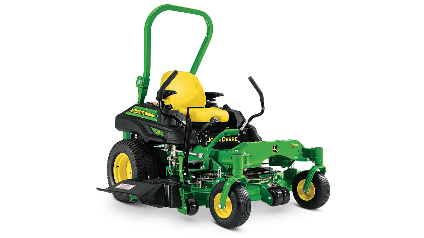 ZTrak™ Zero-Turn Mowers